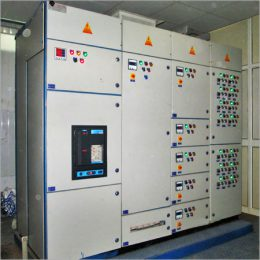 Variable-Frequency-Drive-Panel